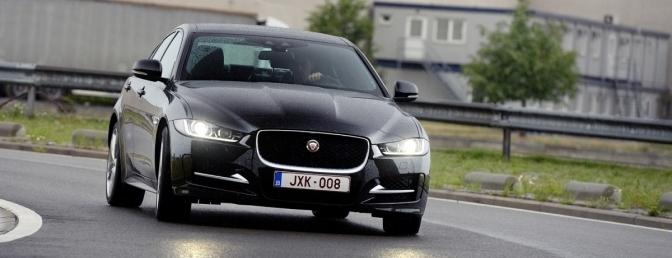 Rijtest: Jaguar XE