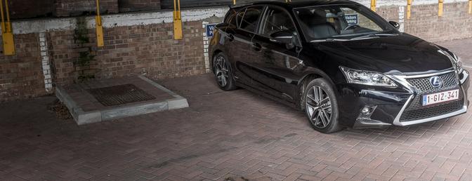 lexus ct 200h hybrid hatchback
