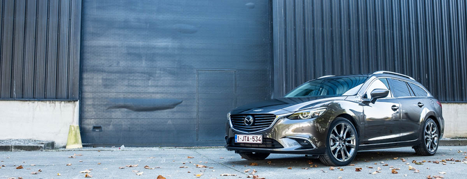 mazda 6 2.2 175 awd facelift 2015