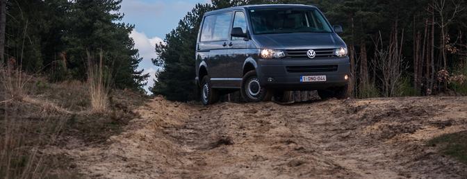 Rijtest: Volkswagen Transporter Rockton 2.0 TDI 4Motion
