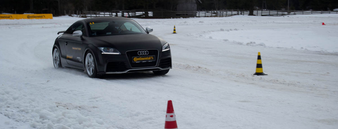 Wintertest: Continental WinterContact TS 850 P